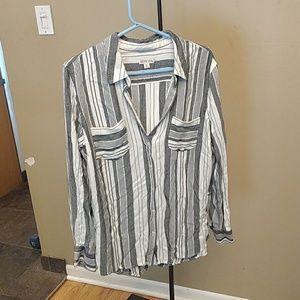 BUY 2, GET 1 FREE NWOT cozy flannel shirt